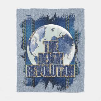 Cobertor De Velo A revolução da sarja de Nimes