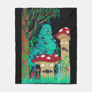Cobertor De Velo Afago com o Catterpillar