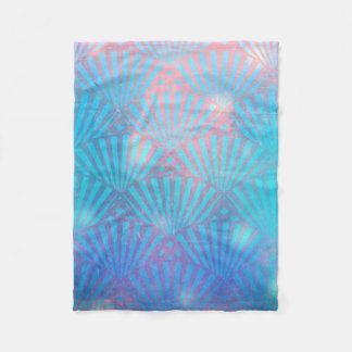 Cobertor De Velo Ama Seashells