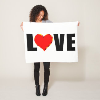 Cobertor De Velo Amor