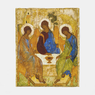 Cobertor De Velo Andrei Rublev, icon of the Trinity