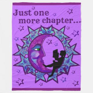 Cobertor De Velo Apenas um mais capítulo! Cobertura para amantes de