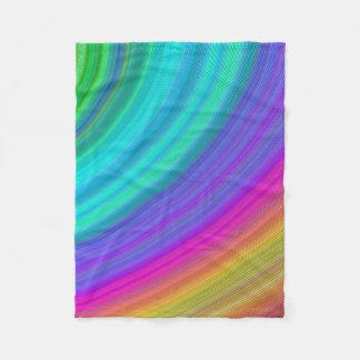 Cobertor De Velo Arco-íris