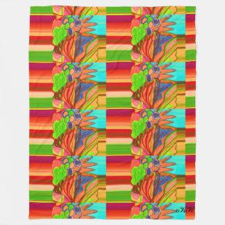 Cobertor De Velo Artes visuais 838
