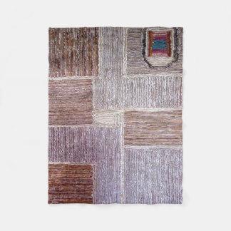Cobertor De Velo Artesanato de couro original do tapete