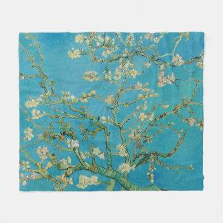 Cobertor De Velo Árvore de amêndoa de florescência por Van Gogh