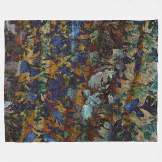 Cobertor De Velo As belas artes deixam a cobertura do velo