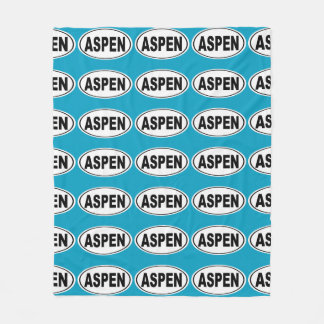 Cobertor De Velo Aspen Colorado