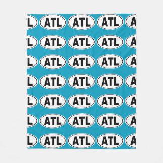 Cobertor De Velo ATL Atlanta Geórgia