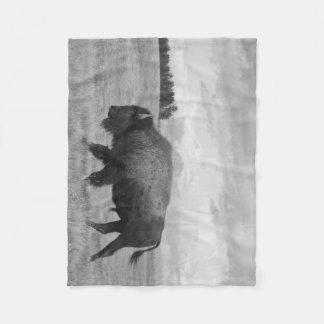 "Cobertor De Velo ""Avante"" cobertura do búfalo"