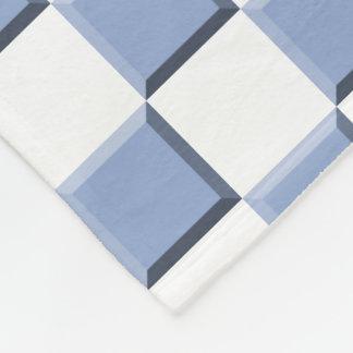 Cobertor De Velo Azul do Lilac da serenidade