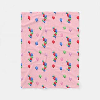 Cobertor De Velo Balões bonitos