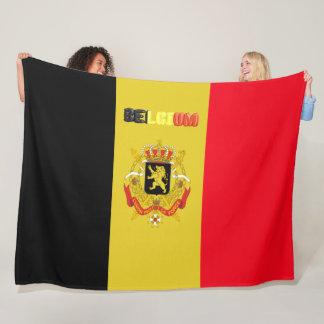 Cobertor De Velo Bandeira belga