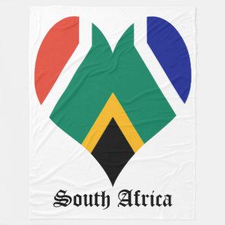 Cobertor De Velo Bandeira de África do Sul Bokke