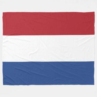 Cobertor De Velo Bandeira de Países Baixos