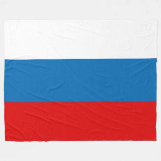 Cobertor De Velo Bandeira de Rússia