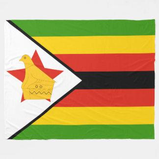 Cobertor De Velo Bandeira de Zimbabwe África