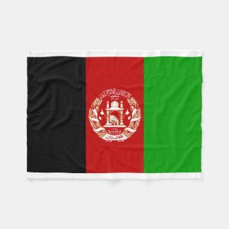 Cobertor De Velo Bandeira nacional do mundo de Afeganistão