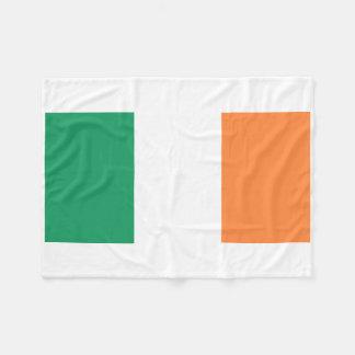 Cobertor De Velo Bandeira nacional do mundo de Ireland
