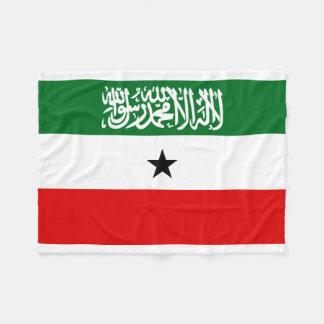 Cobertor De Velo Bandeira nacional do mundo de Somaliland