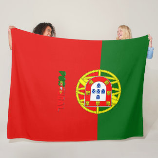 Cobertor De Velo Bandeira portuguesa