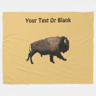 Cobertor De Velo Bisonte de galope