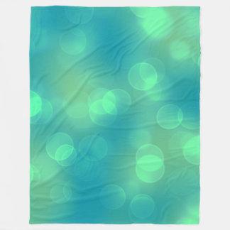 Cobertor De Velo bokeh 1b das luzes macias