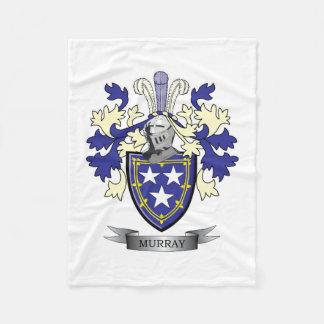 Cobertor De Velo Brasão da crista da família de Murray