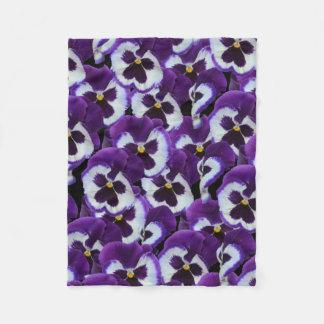 Cobertor De Velo Buquê do amor perfeito, cobertura floral branca