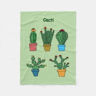 Cobertor De Velo Cactos #2