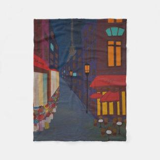 Cobertor De Velo Cafetaria em Paris
