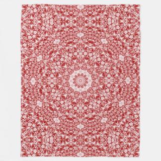 Cobertor De Velo Caleidoscópio 9 do Natal