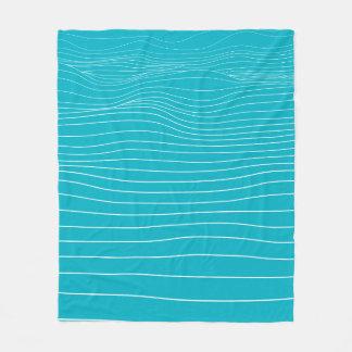 Cobertor De Velo cama do oceano - cobertura