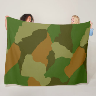Cobertor De Velo Cammo, camoflauge, odee do caçador, exército,