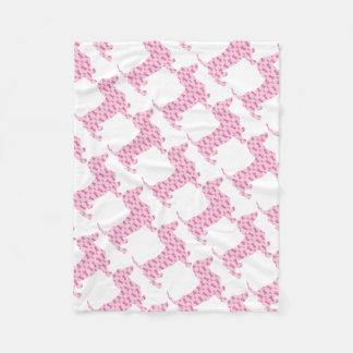 Cobertor De Velo Cancer-Fita-Doxie