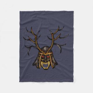 Cobertor De Velo Capacete do samurai
