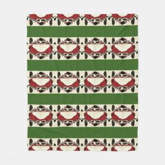 Cobertor De Velo Cardeal do azevinho