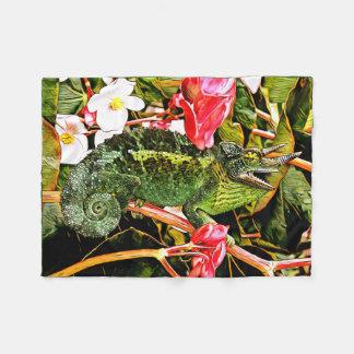 Cobertor De Velo Carisma do camaleão