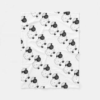 Cobertor De Velo Carneiros do bebê para a ovelha