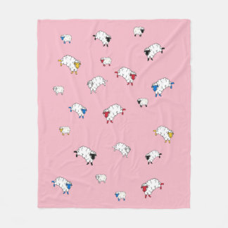 Cobertor De Velo Carneiros pequenos