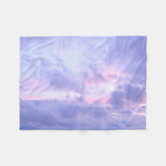 Cobertor De Velo Céu romântico da noite