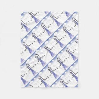 Cobertor De Velo Céus azuis de ShardArt por Tony Fernandes