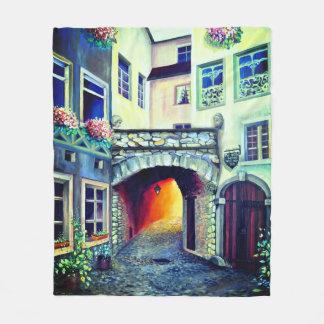 Cobertor De Velo Cidade do bohemian de Dreamscape Luxembourg