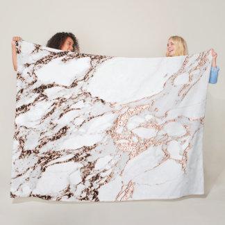 Cobertor De Velo Cinzas brancas de cobre metálicas de pedra de