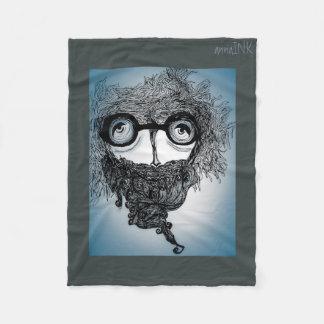 Cobertor De Velo Cobertura abstrata do velo
