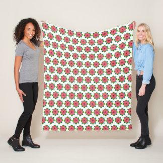 Cobertor De Velo Cobertura Bejeweled do velo do rosa do rosa