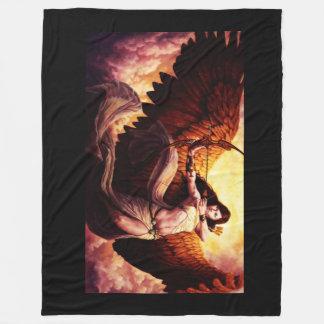 Cobertor De Velo Cobertura bonita da deusa