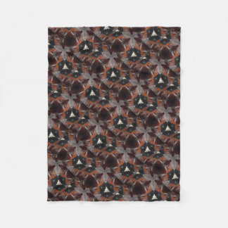 Cobertor De Velo Cobertura colorida subtil dos lótus roxos dos tons
