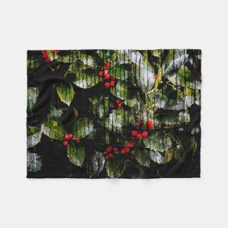 Cobertor De Velo Cobertura da baga do azevinho