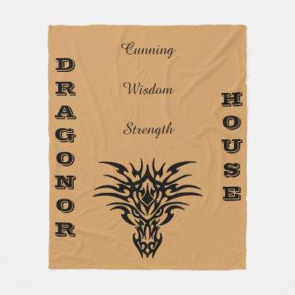 Cobertor De Velo Cobertura da casa de Dragonor